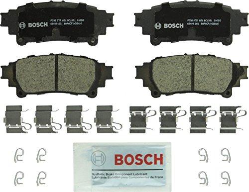 Top 10 Bosch Brake Pads REAR - Automotive Replacement Brake Pads