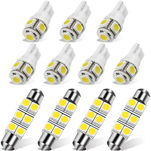 Top 10 Interior Lights for Chevy Silverado - Automotive Interior & Convenience Bulbs
