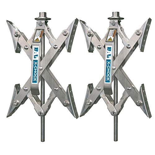 Top 10 X-Chock Wheel Stabilizer - Wheel Immobilizers & Chocks