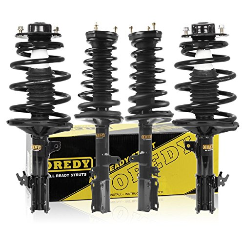 Top 9 Struts and Shocks Complete Assembly - Automotive Replacement Struts