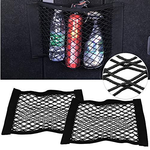 Top 10 Mesh Cargo Net Velcro Car Storage - Automotive Cargo Nets