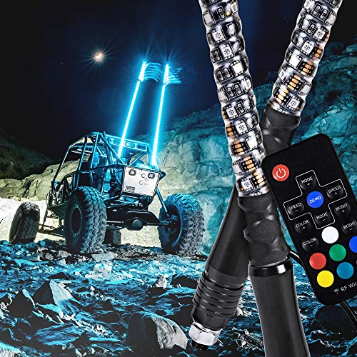 Top 10 Whip Lights for RZR - Powersports Accessory Light Kits
