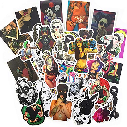 Top 10 Dope Stickers for Adults - Laptop Skins & Decals