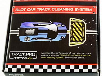 Contour, Slot Car Track Cleaning System - TrackPro