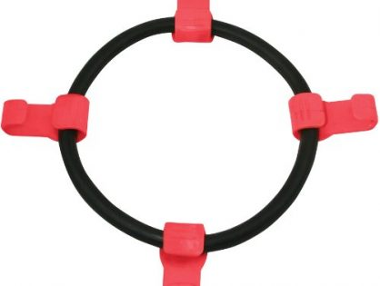Set of 2 - Security Chain Company QG20032 Quik Grip Medium Tire Traction Chain Rubber Tightener