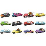 12 Classic Car Party Food Boxes - GM Collection