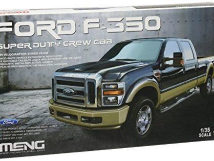 Meng 1/35 Ford F-350 Super Duty Crew Cab Model Kit