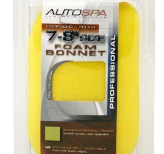 "AutoSpa 40410AS Foam 7-8"" Polishing Bonnet"