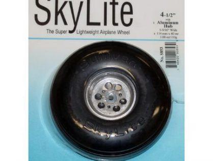 "Sullivan Products Sky Wheel w/Alum Hub, 4-1/2"", SUL853"