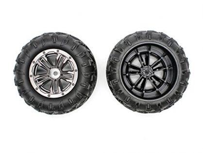 HOSIM RC Car Tires Accessory Spare Parts Wheels 30-ZJ02 for Hosim 9130 9135 9136 9137 9138 Q903 RC Car 2 Pcs