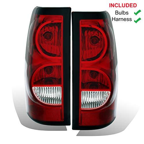 Top 10 2003 Chevy Silverado Taillights - Automotive Tail Light Assemblies