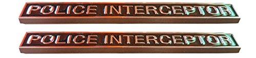 Top 8 Crown Victoria Police Interceptor Accessories - Automotive Replacement Struts