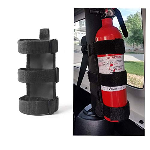 Top 10 Roll Bar Fire Extinguisher Mount - Automotive Interior Safety Products