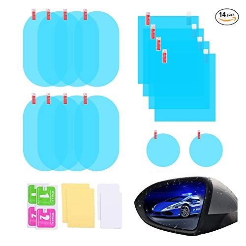 Top 10 Side Mirror waterproof Film - Protective Shields