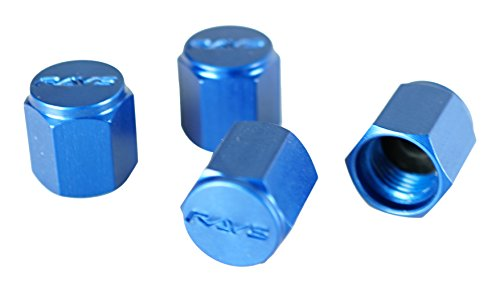 Top 9 RAYS Valve Stem Caps - Tire Valve Stem Caps