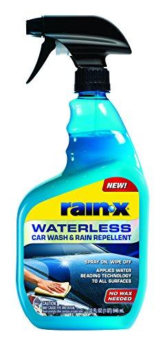 Top 9 Waterless Car Wash & Rain Repellent - Waterless Car Washing Treatments