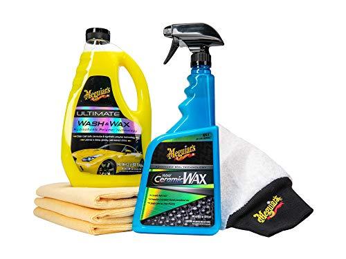 Top 10 Ceramic Wax Kit - Polishing & Waxing Kits