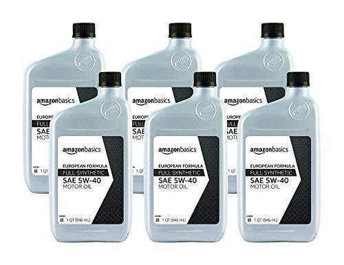 Top 10 5w40 Full Synthetic Oil - Motor Oils
