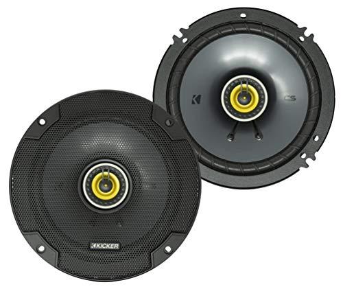 Top 9 KICKER Door Speakers 6.5 - Car Coaxial Speakers