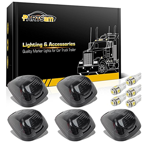 Top 9 CAB LIGHTS Kit - Automotive Vehicle Top Clearance Light Assemblies