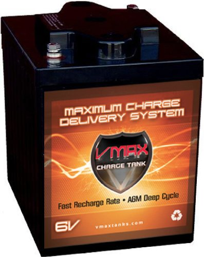 Top 8 6V AGM Deep Cycle Battery - Automotive Replacement Batteries