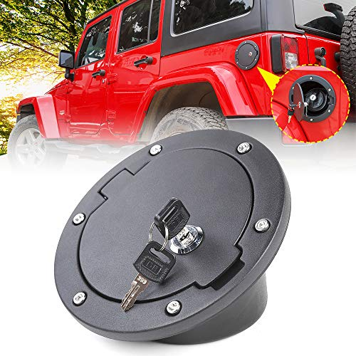 Top 7 Jeep Wrangler Locking Gas Cap - Automotive Replacement Fuel System Equipment