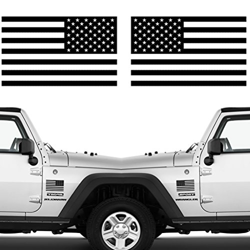 Top 10 American Flag Sticker for Jeep - Bumper Stickers, Decals & Magnets