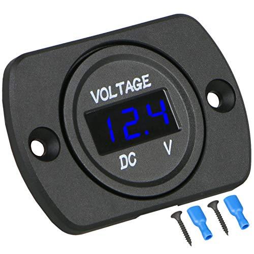 Top 10 Volt Meter Digital Gauge - Automotive Replacement Voltmeter Gauges