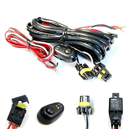 Top 10 Fog Lamps Kit - Automotive Replacement Electrical Wiring Harnesses