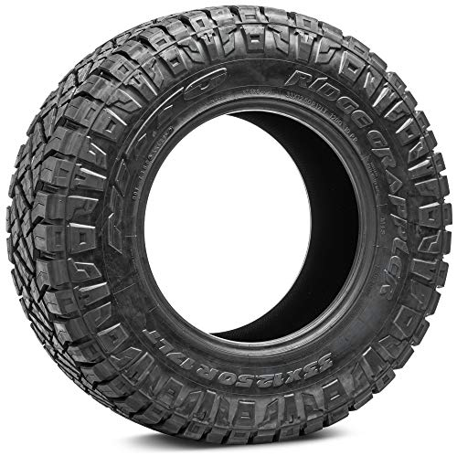 Top 6 Nitto Ridge Grappler 275/60R20 - Light Truck & SUV All-Terrain & Mud-Terrain Tires