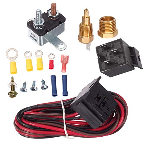Top 9 Fan Relay switch - Automotive Replacement Engine Cooler Accessories