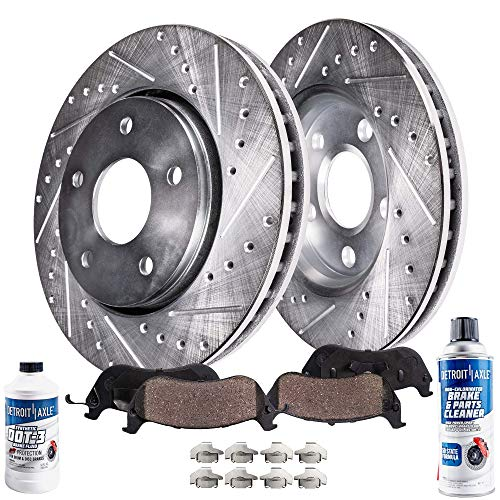 Top 10 Front Brake Pads and Rotors 2010 Nissan Murano - Automotive Replacement Brake Kits