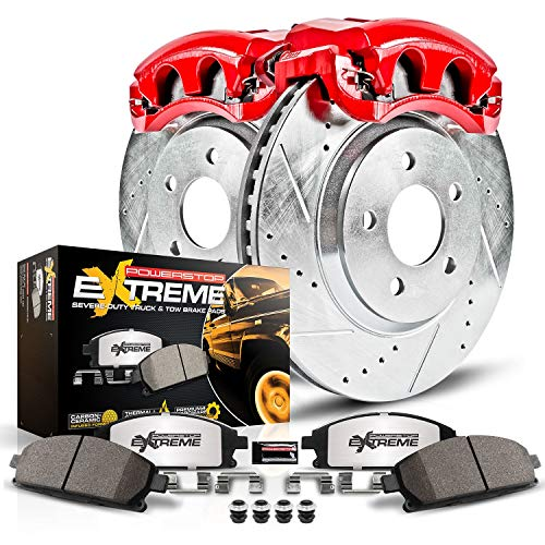 Top 10 Calipers and Rotors - Automotive Replacement Brake Kits