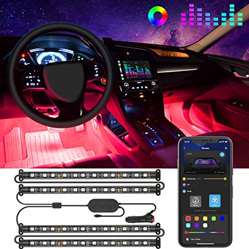 Top 10 Lights for Inside Your Car - Automotive Neon Accent Light Kits