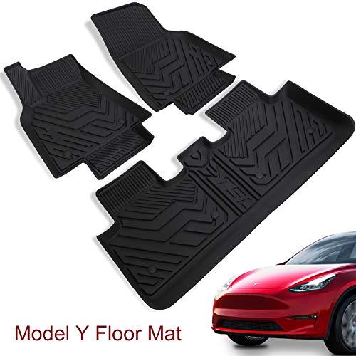 Top 10 BASENOR Tesla Model 3 Floor Mats - Automotive Floor Mats