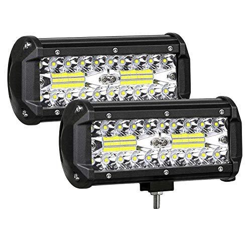 Top 10 Offroad LED Lights Bar - Automotive Driving, Fog & Spot Light Assemblies
