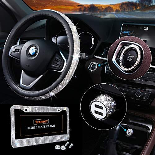 Top 10 Woman Car Accessories - Steering Wheel Accessories