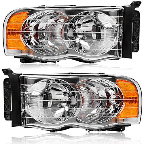 Top 10 Plugs For A Dodge Truck 2003 1500 - Automotive Headlight Assemblies